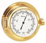 Porthole Ship's Barometer/Hygrometer/Thermometer type Poseidon