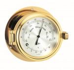 Porthole Ship's Barometer/Hygrometer/Thermometer type Admiral