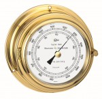 Porthole Ship's Barometer/Hygrometer/Thermometer type Professional