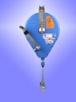Valstopapparaat met reddingslierwerk - 12