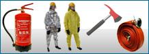 Fire fighting gear